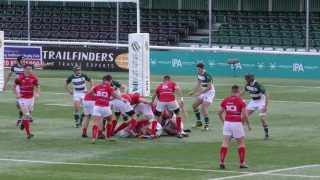 Army Academy vs Ealing Academy Highlights 16-10-16